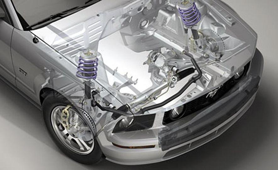 2005 Ford Mustang - Slide 36