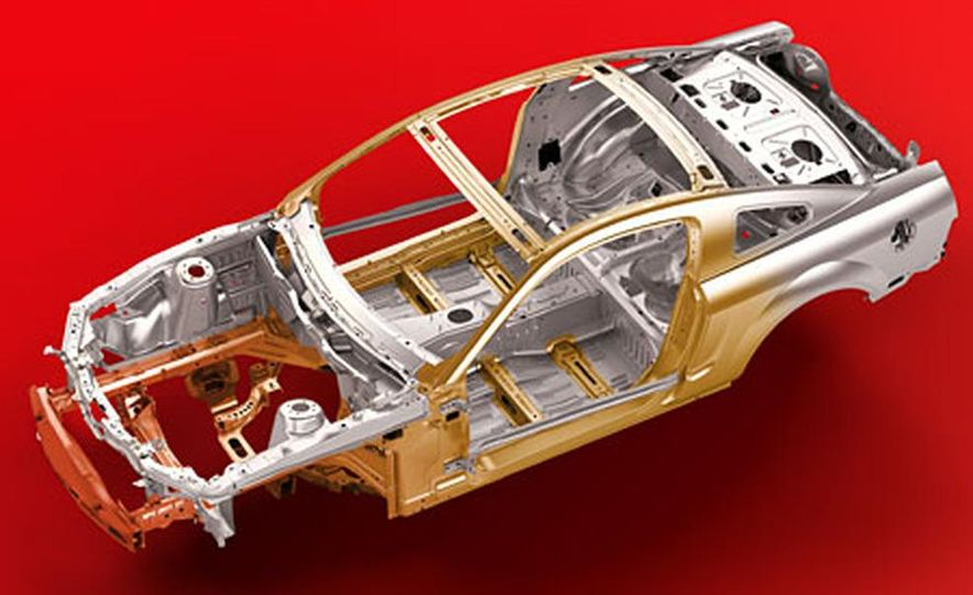 2005 Ford Mustang - Slide 37