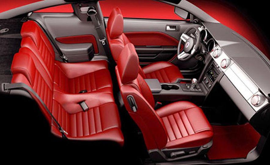 2005 Ford Mustang - Slide 40