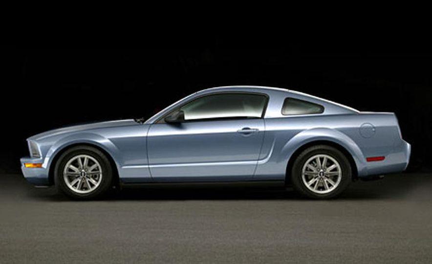 2005 Ford Mustang - Slide 42
