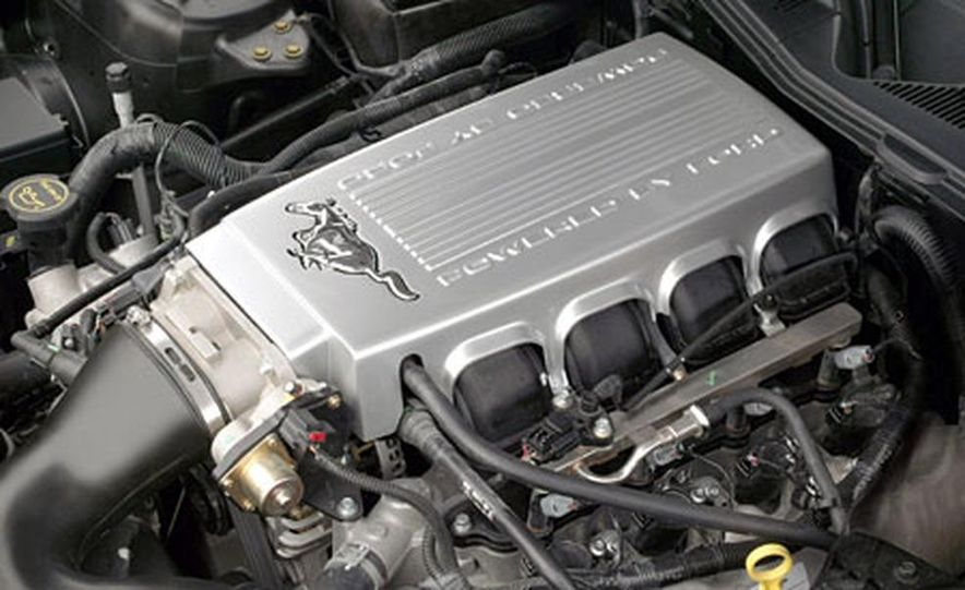 2005 Ford Mustang - Slide 44