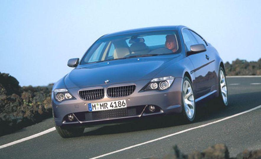 BMW 645Ci - Slide 1