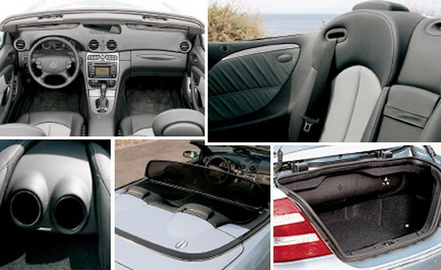 2007 Mercedes-Benz CLK-series - Slide 3