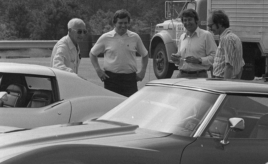 1973 Chevrolet Corvettes - Slide 3