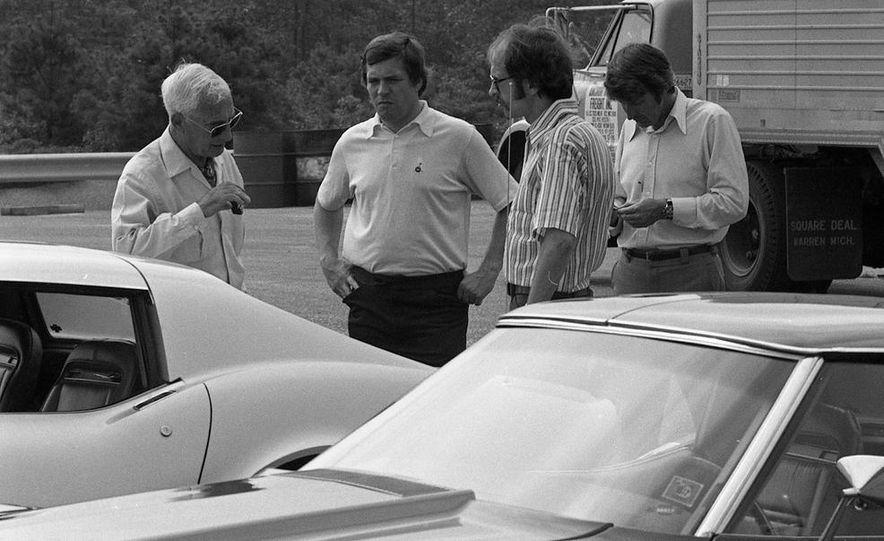 1973 Chevrolet Corvettes - Slide 4