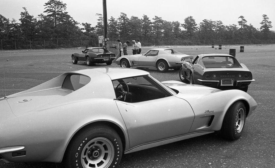 1973 Chevrolet Corvettes - Slide 7