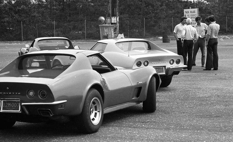 1973 Chevrolet Corvettes - Slide 9