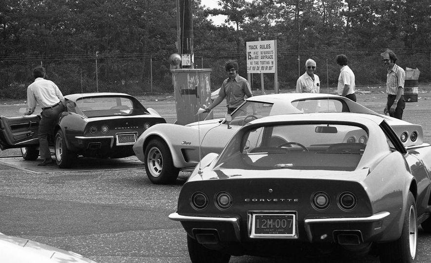 1973 Chevrolet Corvettes - Slide 10