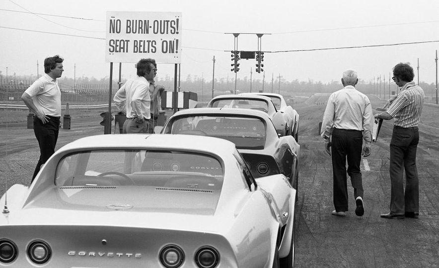 1973 Chevrolet Corvettes - Slide 13