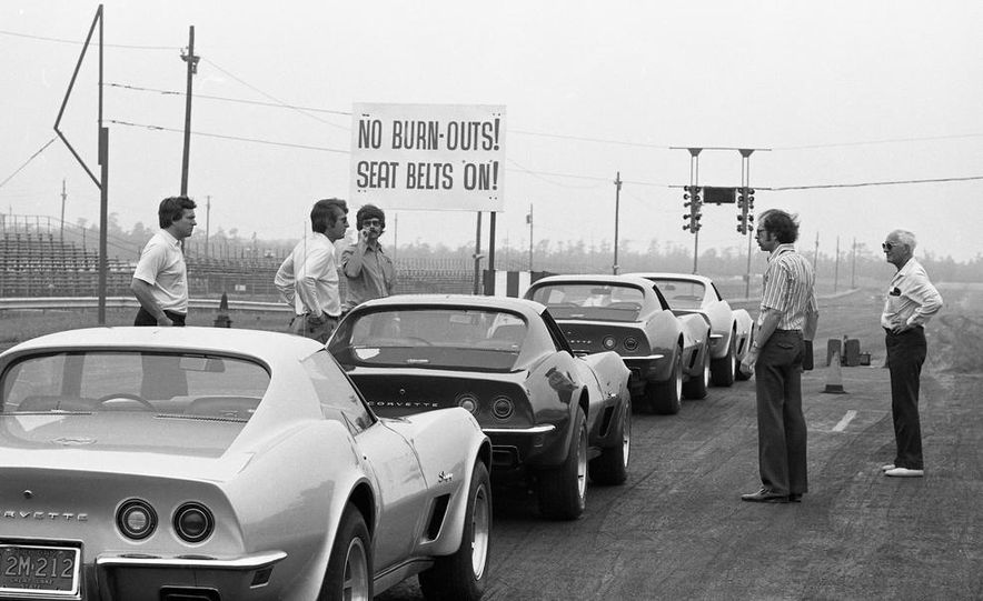 1973 Chevrolet Corvettes - Slide 14