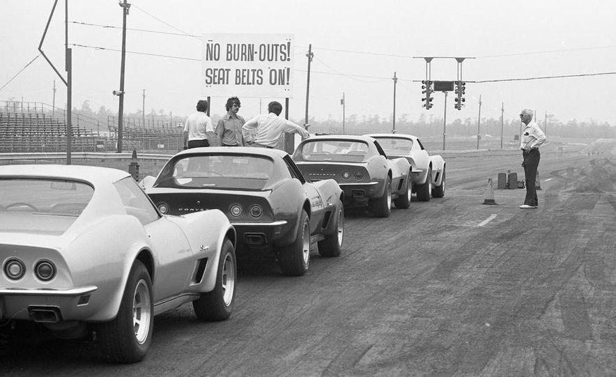 1973 Chevrolet Corvettes - Slide 15