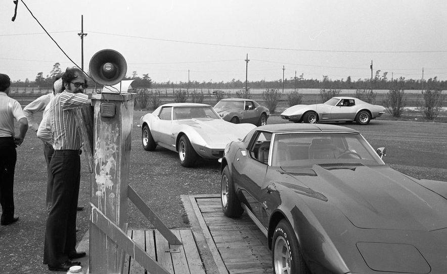 1973 Chevrolet Corvettes - Slide 16