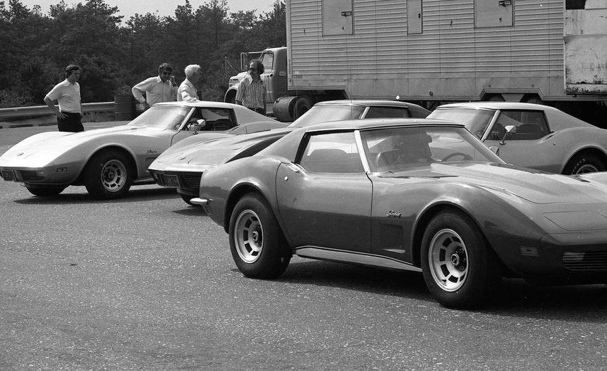 1973 Chevrolet Corvettes - Slide 22