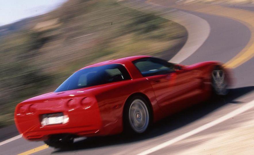 1997 Chevrolet Corvette - Slide 2