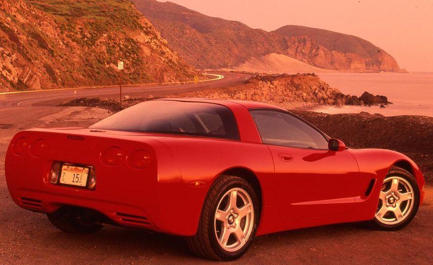 1997 Chevrolet Corvette - Slide 4