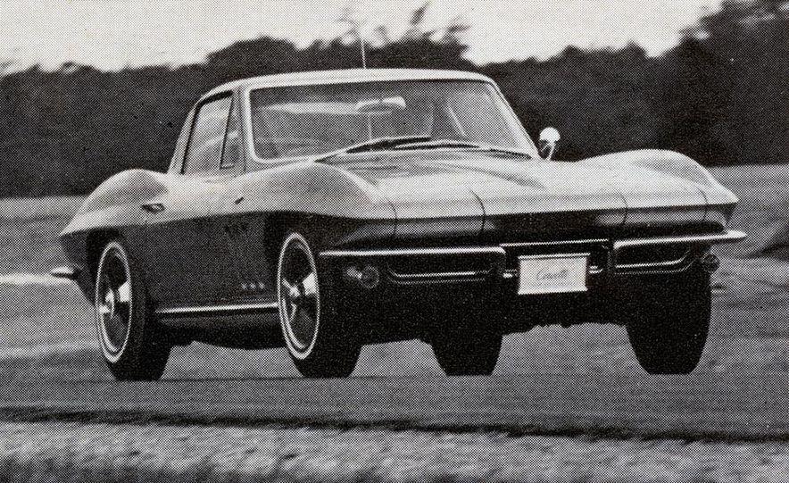 1965 Chevrolet Corvette Sting Ray coupe - Slide 1