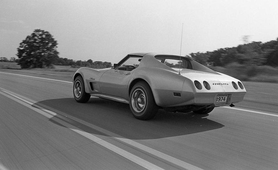 Bricklin SV-1 and Chevrolet Corvette Stingray - Slide 9