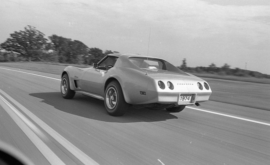 Bricklin SV-1 and Chevrolet Corvette Stingray - Slide 10