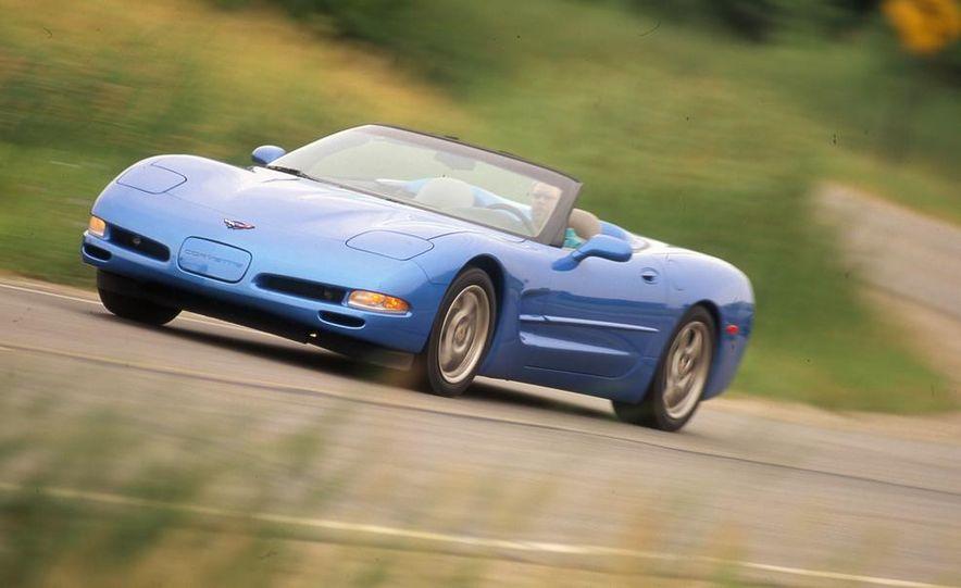 1998 Chevrolet Corvette convertible - Slide 1