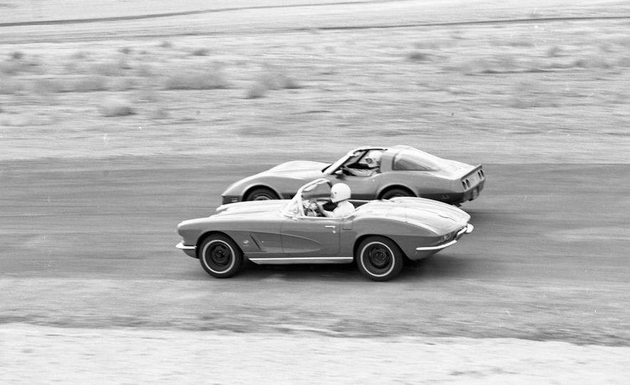 1962 Corvette roadster - Slide 16
