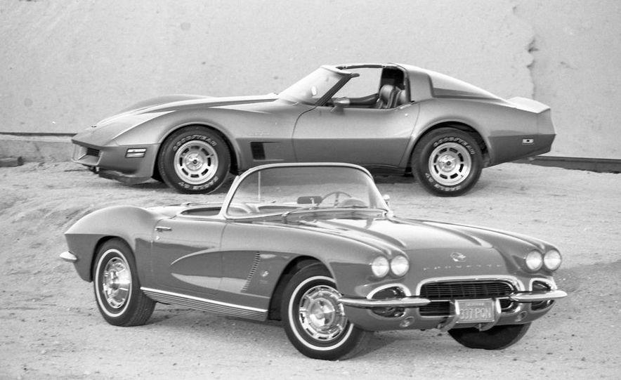 1962 Corvette roadster - Slide 17