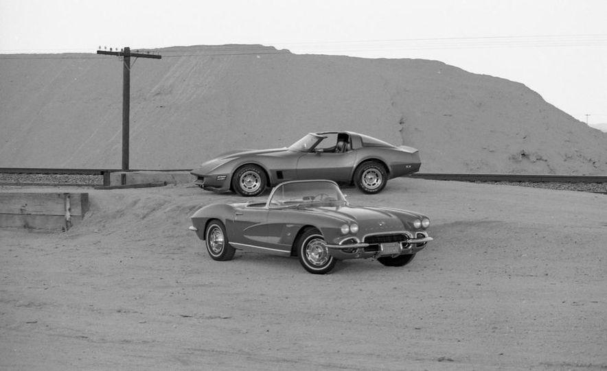 1962 Corvette roadster - Slide 18