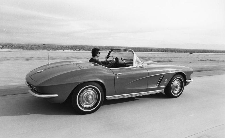 1962 Corvette roadster - Slide 1