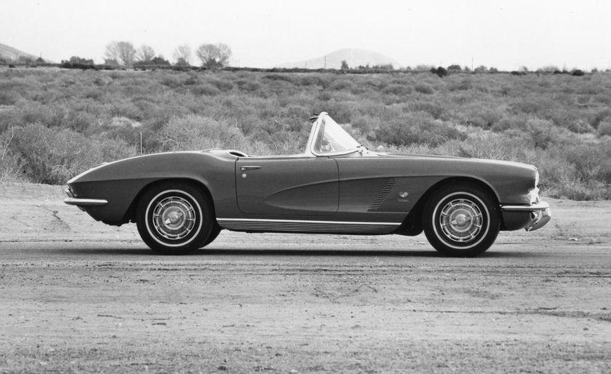 1962 Corvette roadster - Slide 3