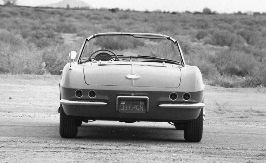 1962 Corvette roadster - Slide 4