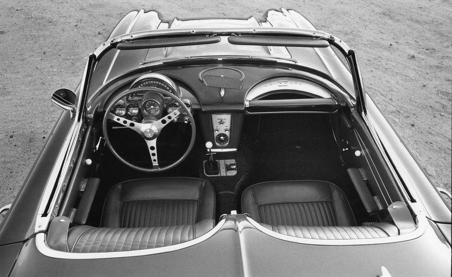 1962 Corvette roadster - Slide 5