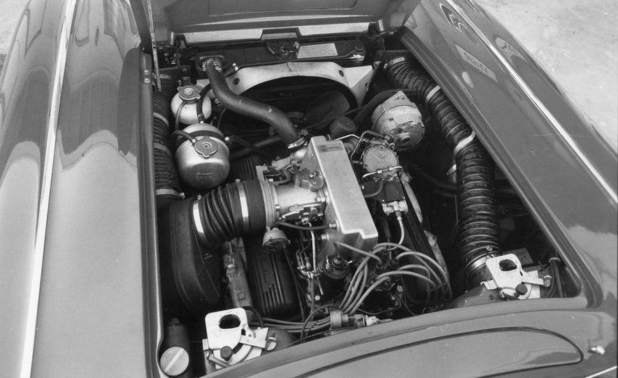 1962 Corvette roadster - Slide 6