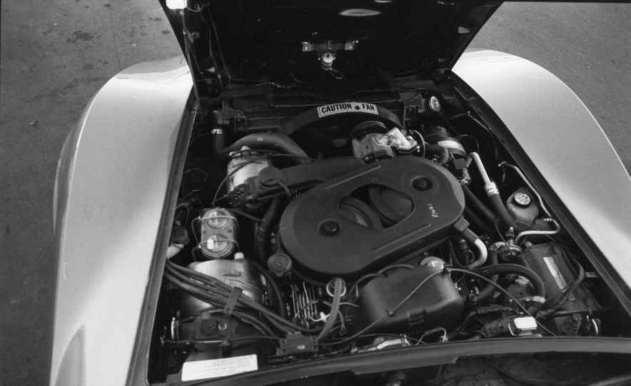 1962 Corvette roadster - Slide 14