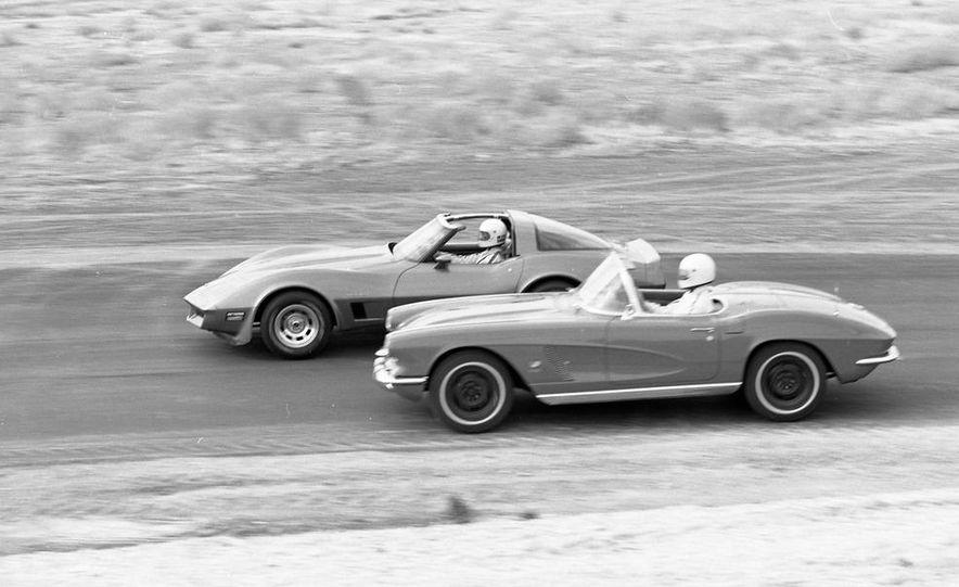 1962 Corvette roadster - Slide 15
