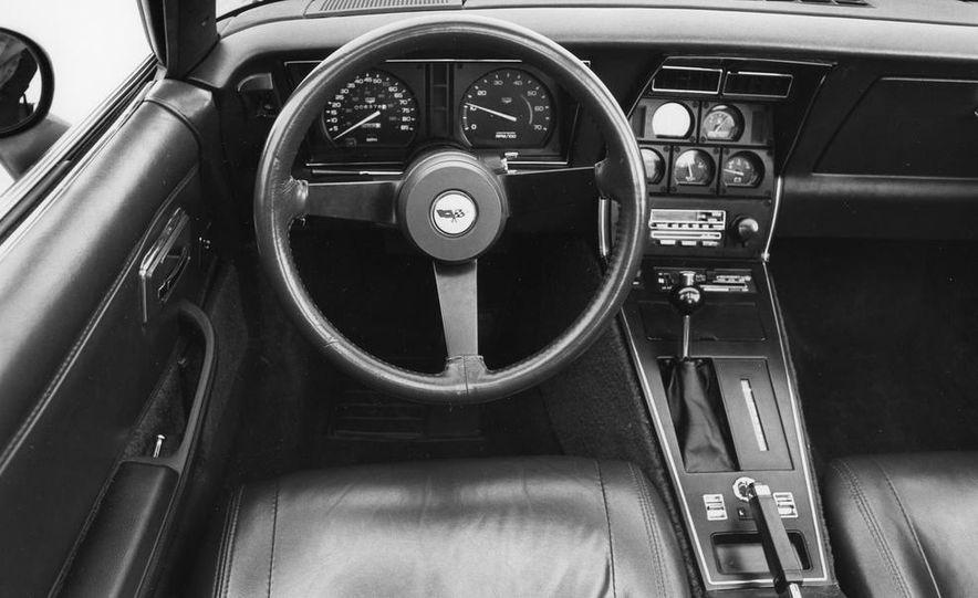 1962 Corvette roadster - Slide 12