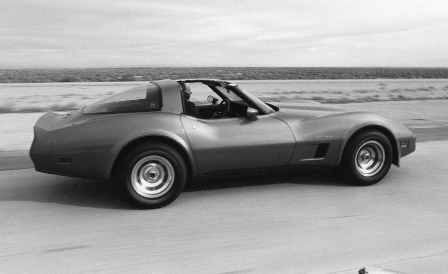 1962 Corvette roadster - Slide 7