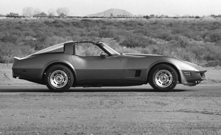 1962 Corvette roadster - Slide 10