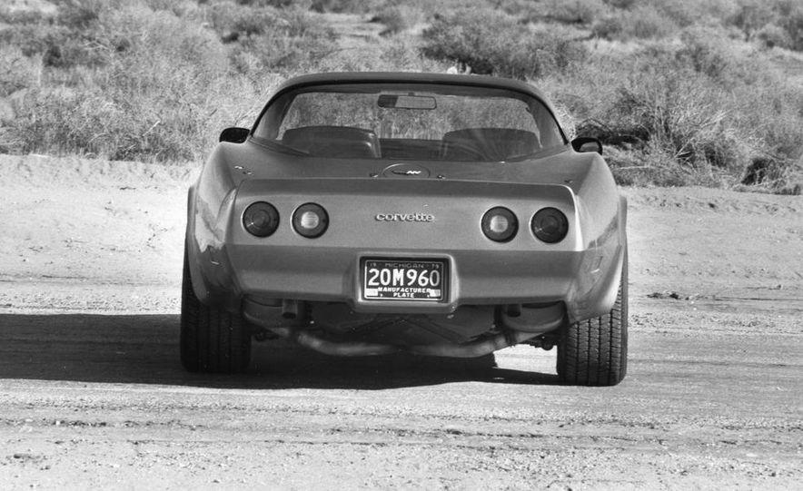 1962 Corvette roadster - Slide 11