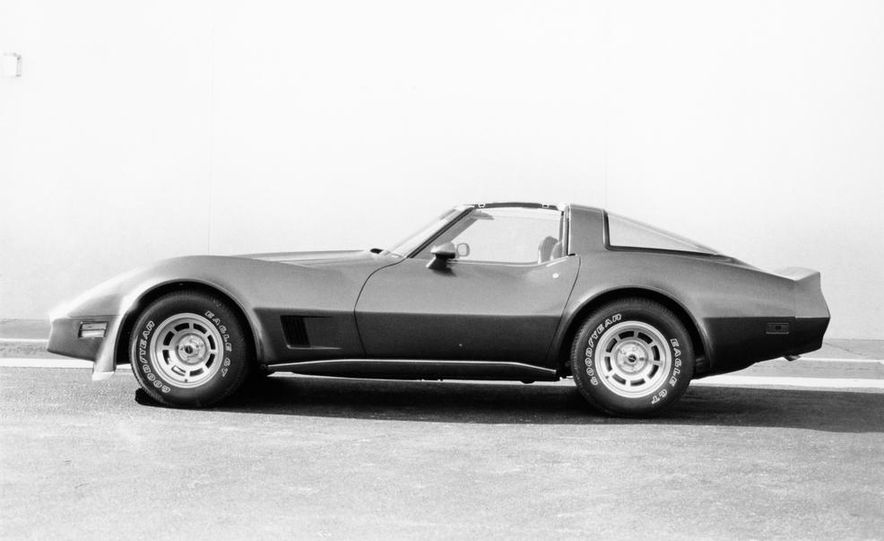 1980 Chevrolet Corvette - Slide 3