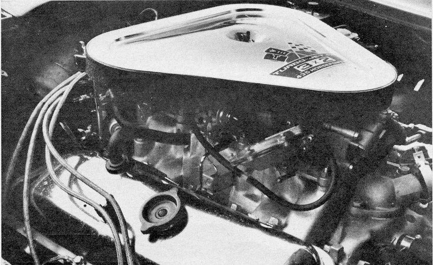 1967 Chevrolet Corvette 427 - Slide 13