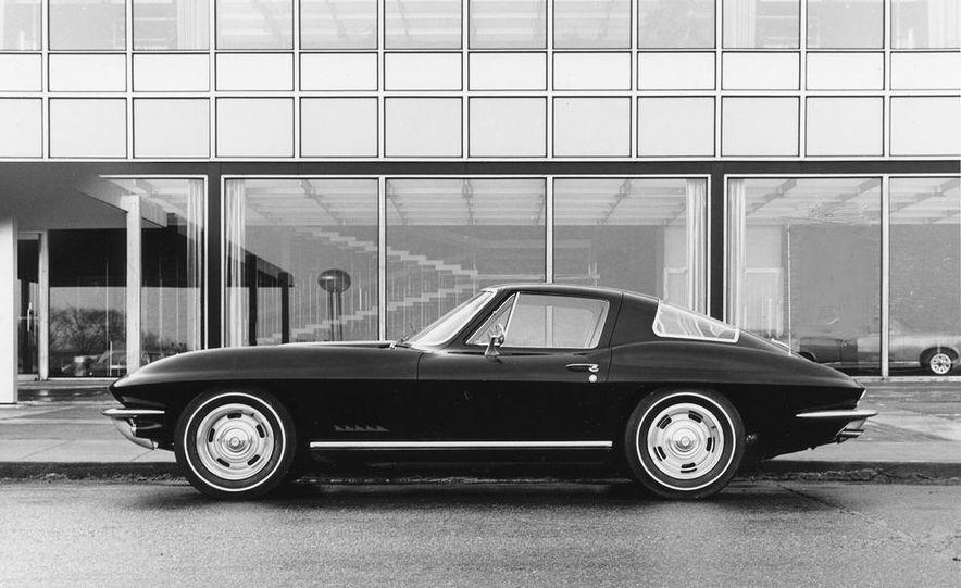 1967 Chevrolet Corvette 427 - Slide 5
