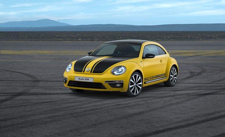 2013 Volkswagen Beetle GSR - Slide 1