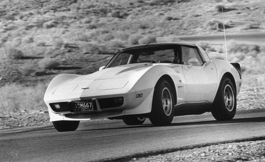 Mazda RX-7, Porsche 924, Chevy Corvette, Fiat Spider 2000, Datsun 280-ZX,  and Alfa Romeo Spider - Slide 10