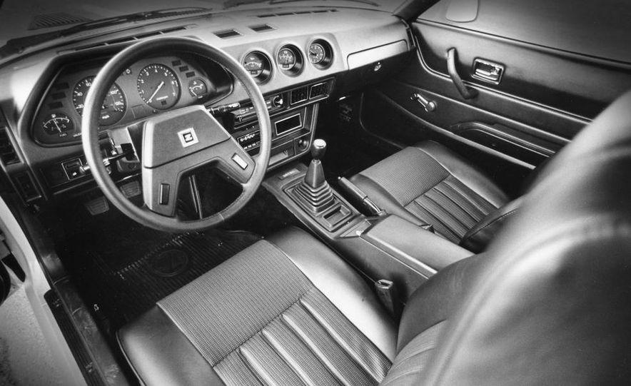 Mazda RX-7, Porsche 924, Chevy Corvette, Fiat Spider 2000, Datsun 280-ZX,  and Alfa Romeo Spider - Slide 7