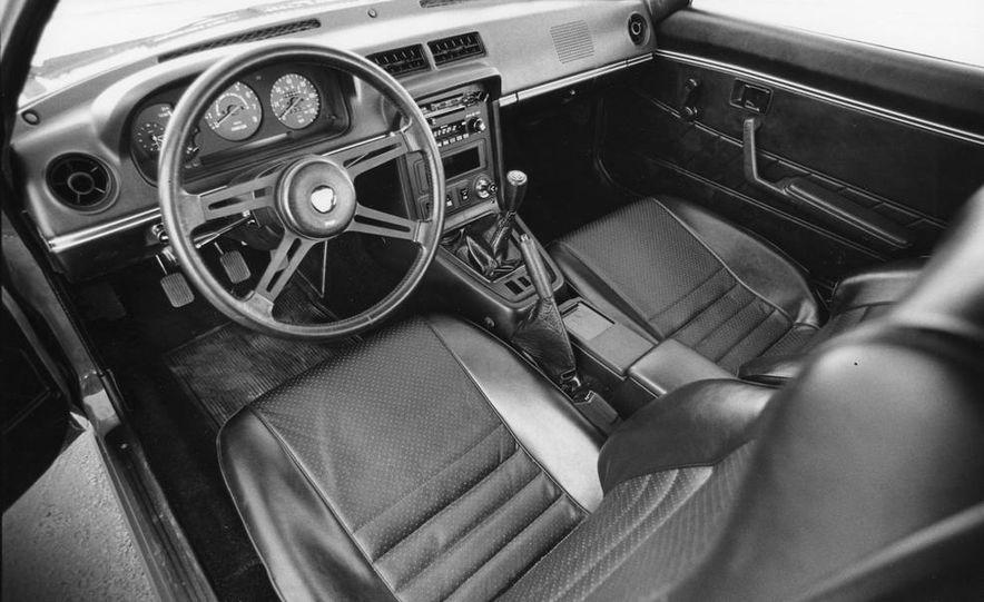 Mazda RX-7, Porsche 924, Chevy Corvette, Fiat Spider 2000, Datsun 280-ZX,  and Alfa Romeo Spider - Slide 16