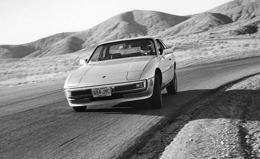 Mazda RX-7, Porsche 924, Chevy Corvette, Fiat Spider 2000, Datsun 280-ZX,  and Alfa Romeo Spider - Slide 18