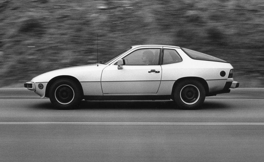 Mazda RX-7, Porsche 924, Chevy Corvette, Fiat Spider 2000, Datsun 280-ZX,  and Alfa Romeo Spider - Slide 19