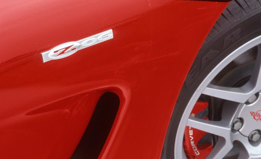 2001 Chevrolet Corvette Z06 - Slide 5