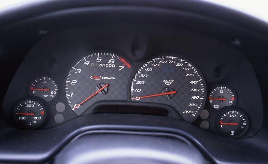 2001 Chevrolet Corvette Z06 - Slide 8