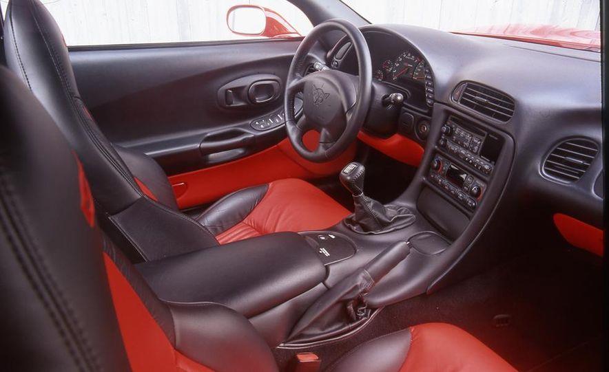 2001 Chevrolet Corvette Z06 - Slide 7