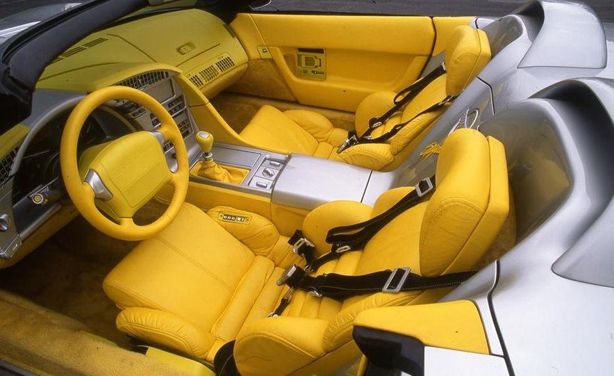 Chevrolet Corvette ZR-1 Spyder prototype - Slide 4